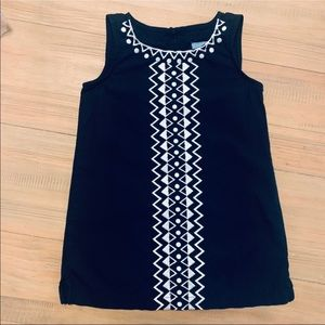 Baby Gap | Embroidered Shift Dress